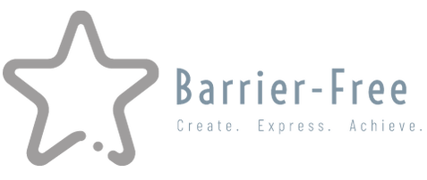 Barrier-Free Logo